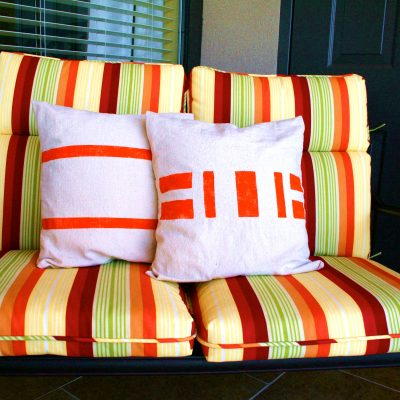 Drop Cloth – The other Fabric of Choice!