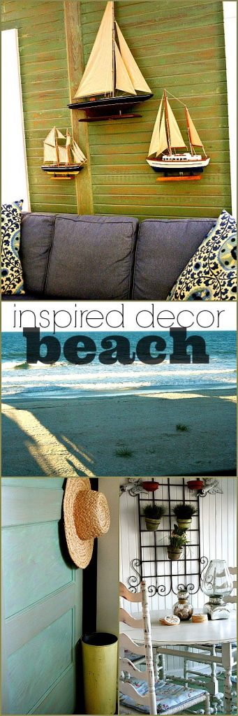 beach inspired #beachdecor #beachhouse #beachinspired