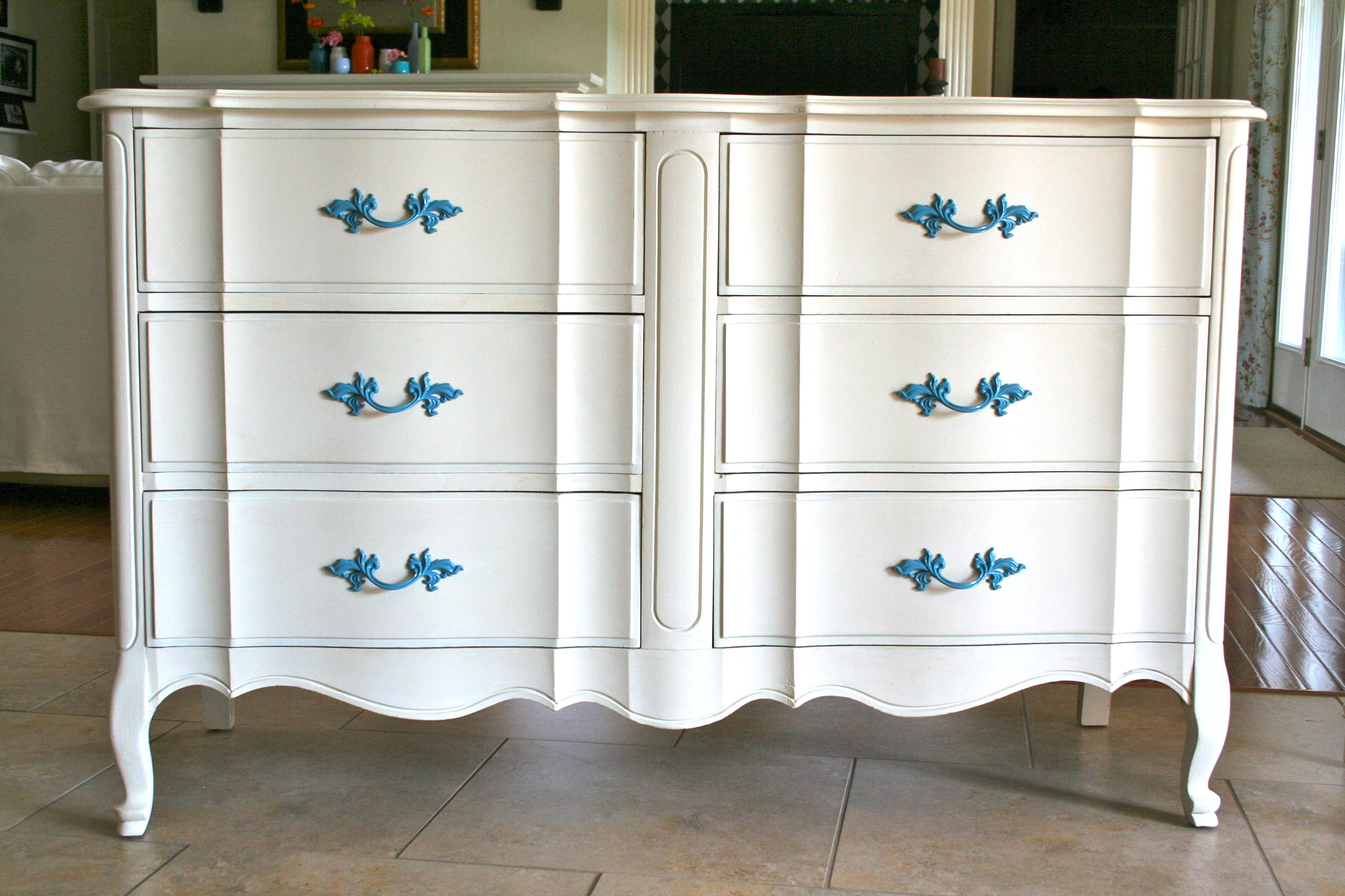 The Dresser From Frumpy To Fabulous Refresh Restyle