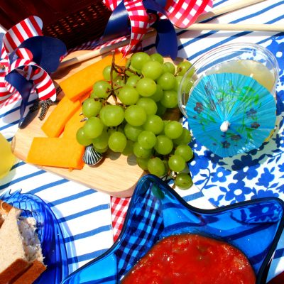 reFreshing birthday picnic