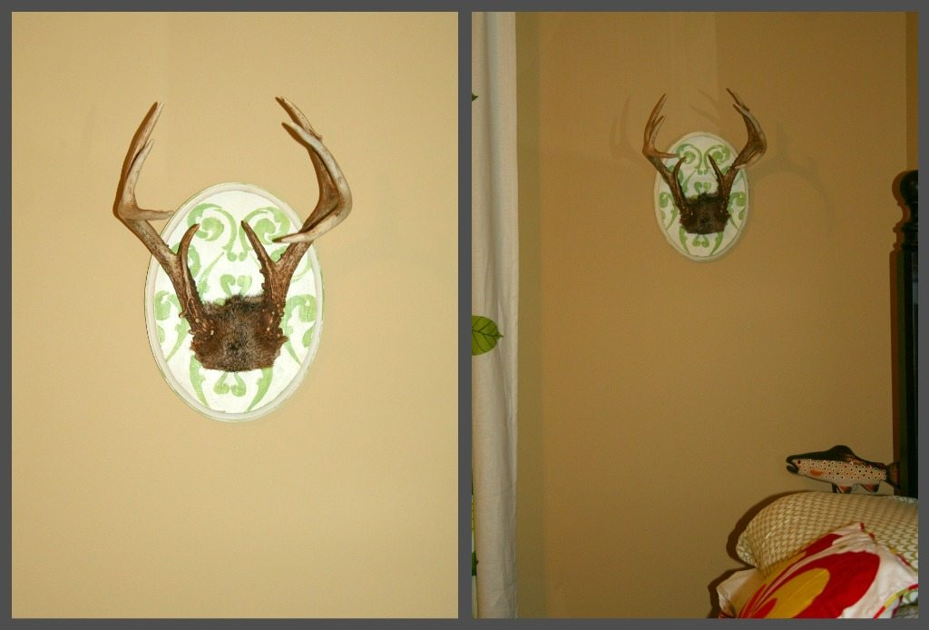 Decorating With Antlers Refresh Restyle