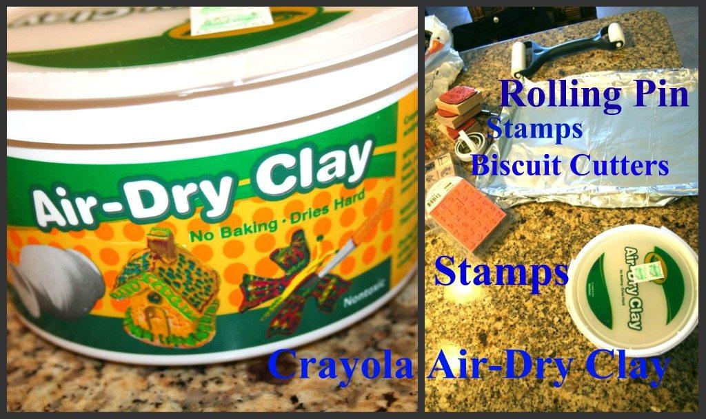 Crayola Air Dry Clay Refresh Restyle