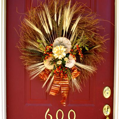 Mrs. P's Fall Door