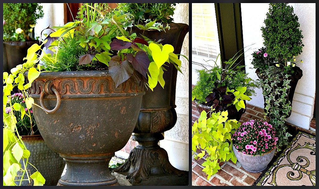 How To Change The Color Of Your Flower Pots Refresh Restyle