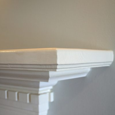 Mantel Extension