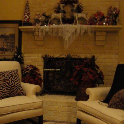 Helen's Fireplace