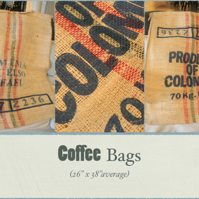 Coffee Bag Giveaway