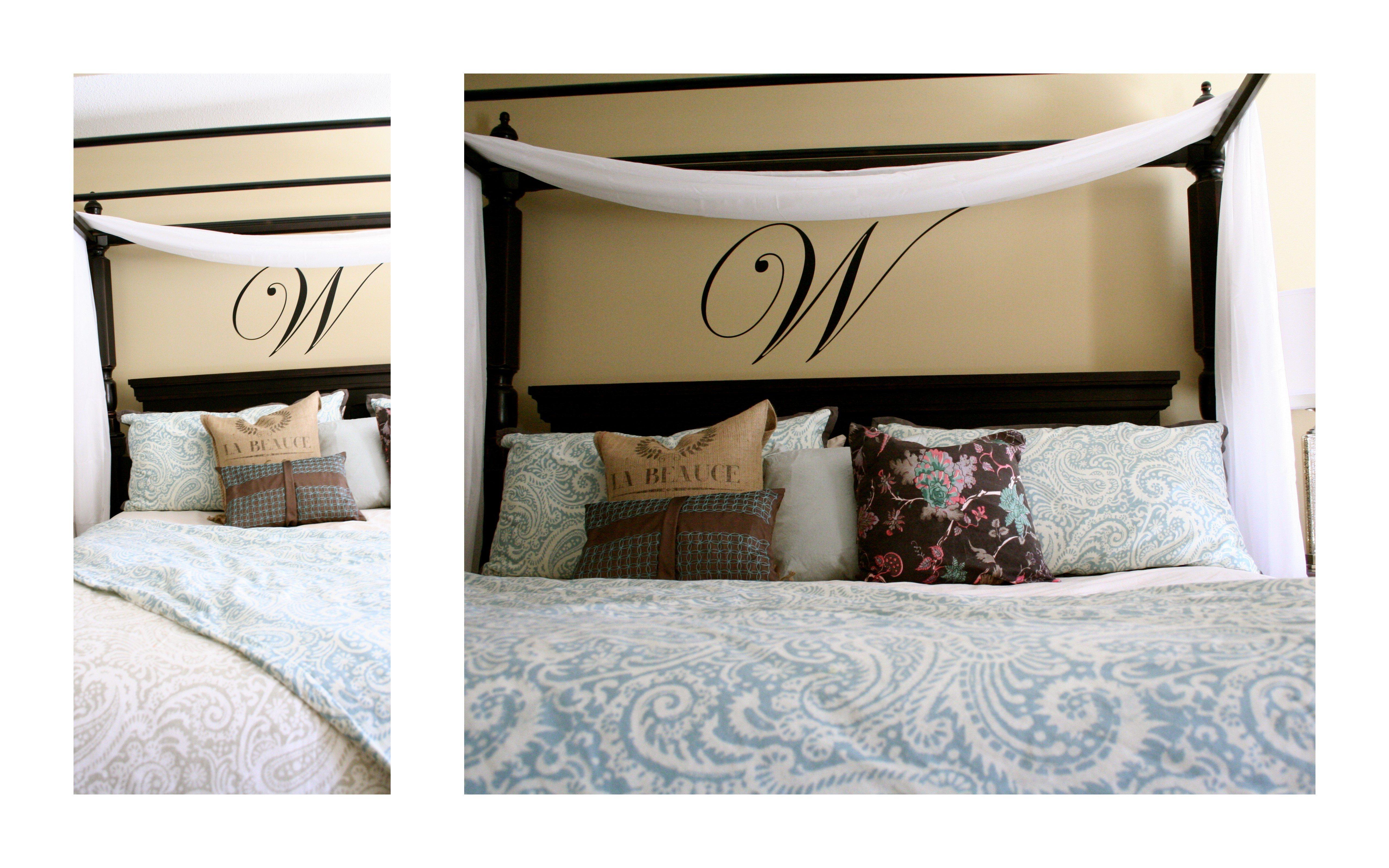 Bedroom Makeover Pottery Barn Inspired Refresh Restyle