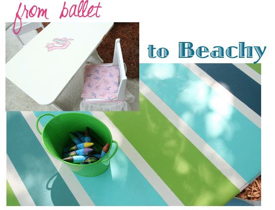 ballet to beachy
