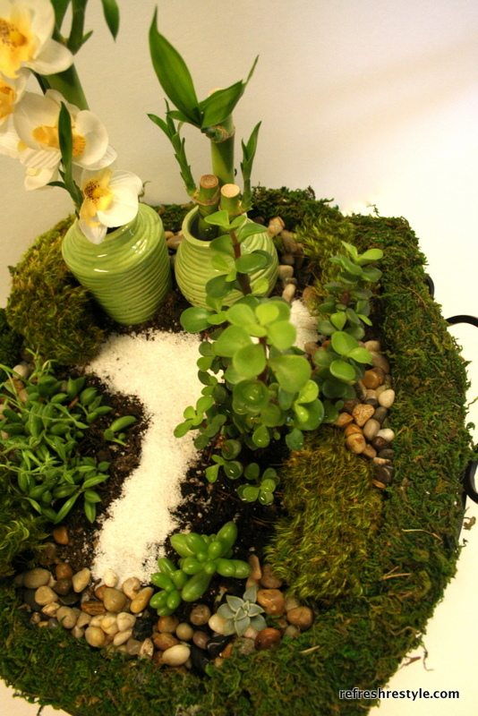 Mini gardens are so easy to create - DIY your own!
