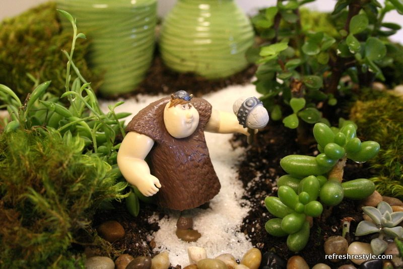 Mini garden ideas with enchanting ideas.