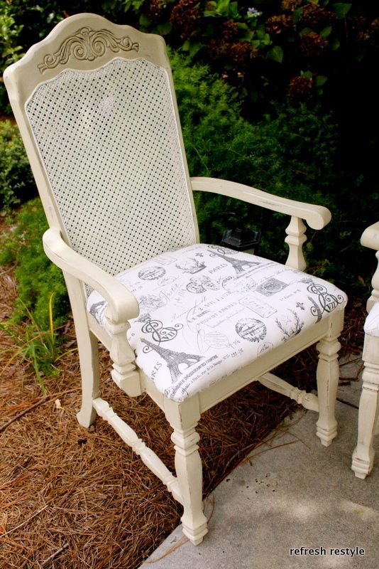 Reupholster a Chair