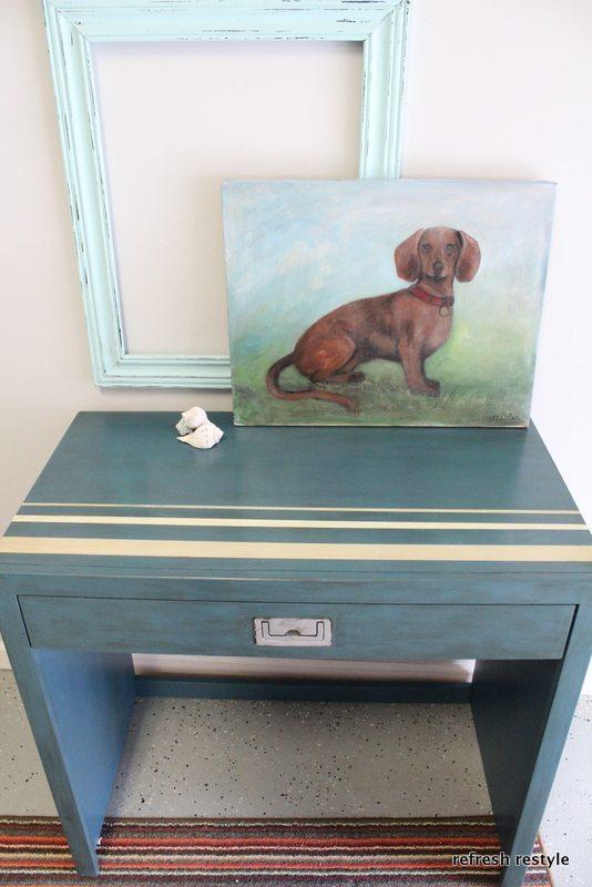 Aubusson Blue Chalk Paint