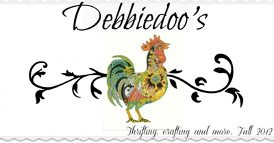 Please welcome Debbie from Debbiedoo's