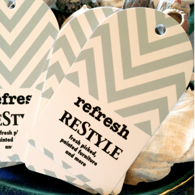 A Half Year in reView {reFreshing thrifty finds}