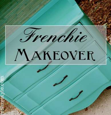 French Provincial Makeover