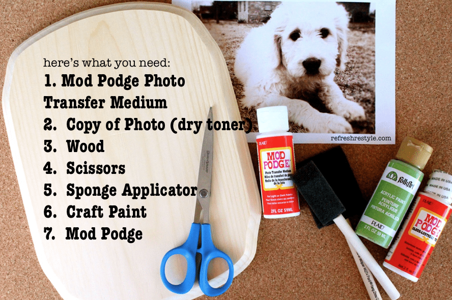 Mod Podge Supplies