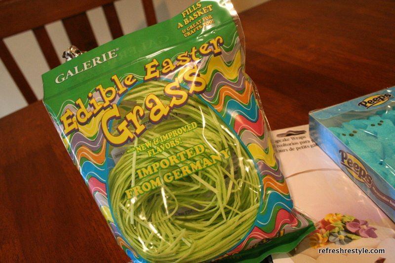 Edible Grass