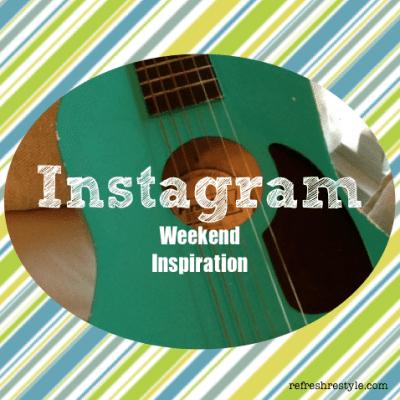 Instagram Week {refreshing}