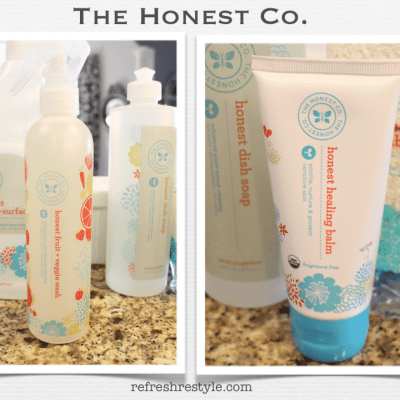 The Honest Co. – Eco Friendly