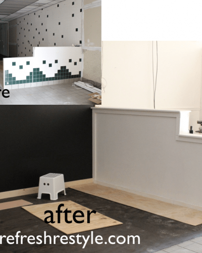 How to Transform a Tile Wall