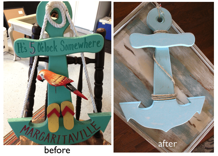 before and after anchor