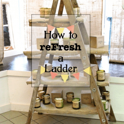 How to reFresh a Ladder