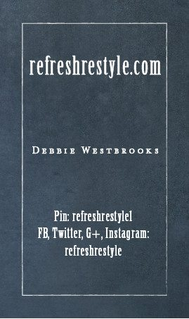 refreshrestyle blog