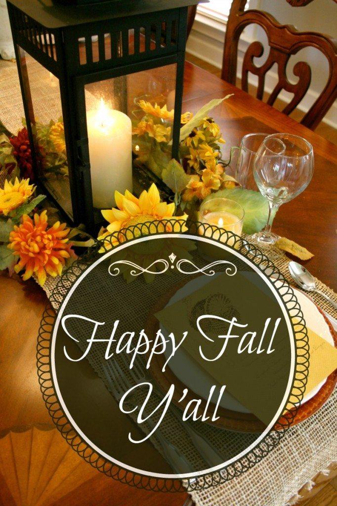 Happy Fall 13