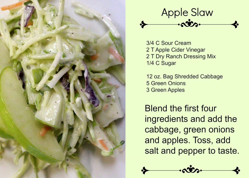 Apple Slaw