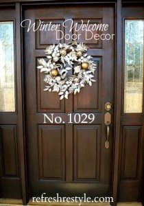Door Decor 2
