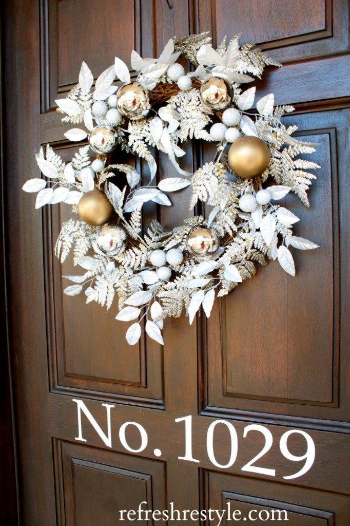 Door decor 6