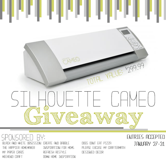 January-Silhouette-Cameo-Giveaway-Link-Parties