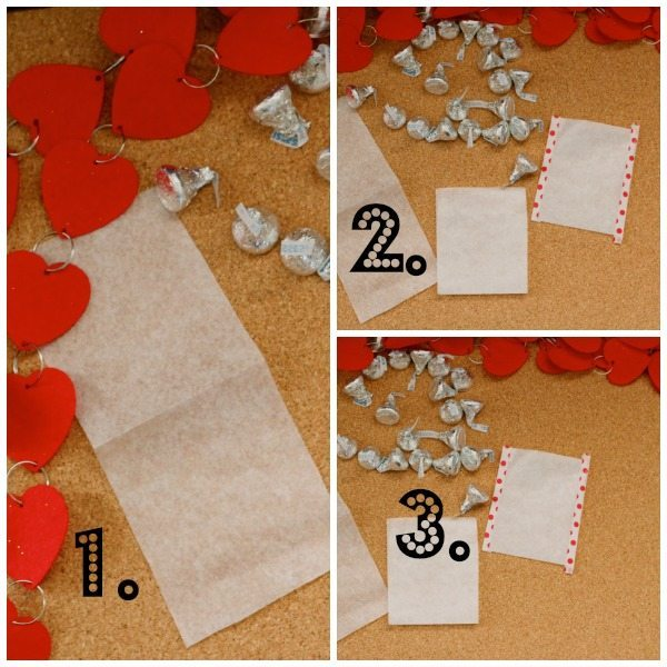 Wax paper treat bags