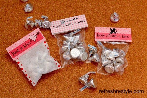 Valentine Kisses 7