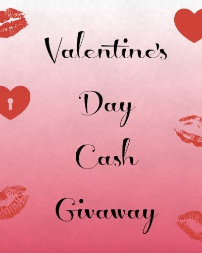 A Valentine Giveaway Just for You