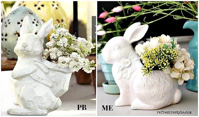 Pottery Barn Bunny