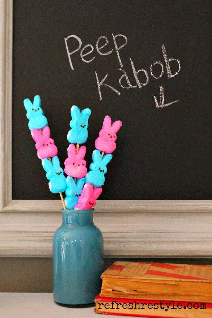 Peep Kabob