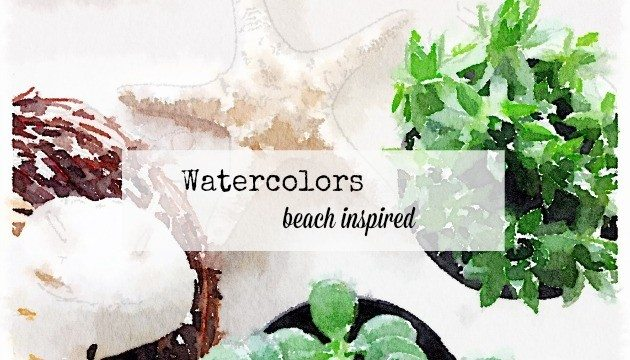 WatercolorsBeach