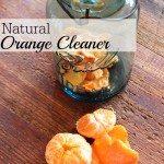 Natural Orange Cleaner