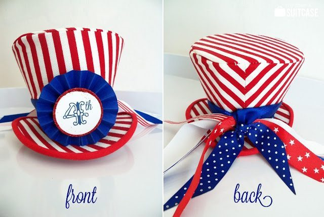 06 - My Sisters Suitcase - Uncle Sam Hat