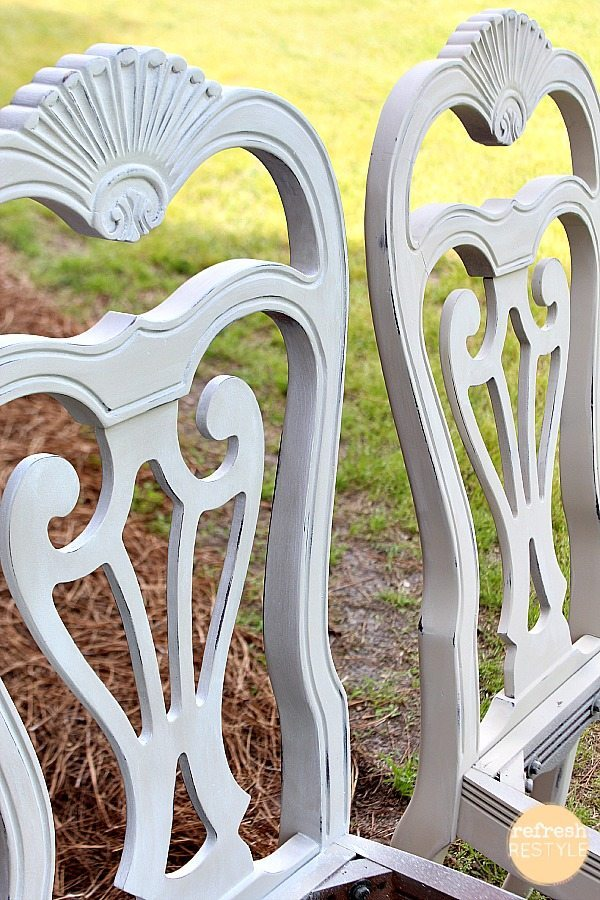 Dining Chairs Liming Wax