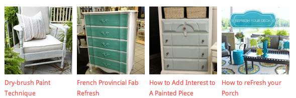 Diy Gallery #paintedfurniture #diyprojects #homedecor