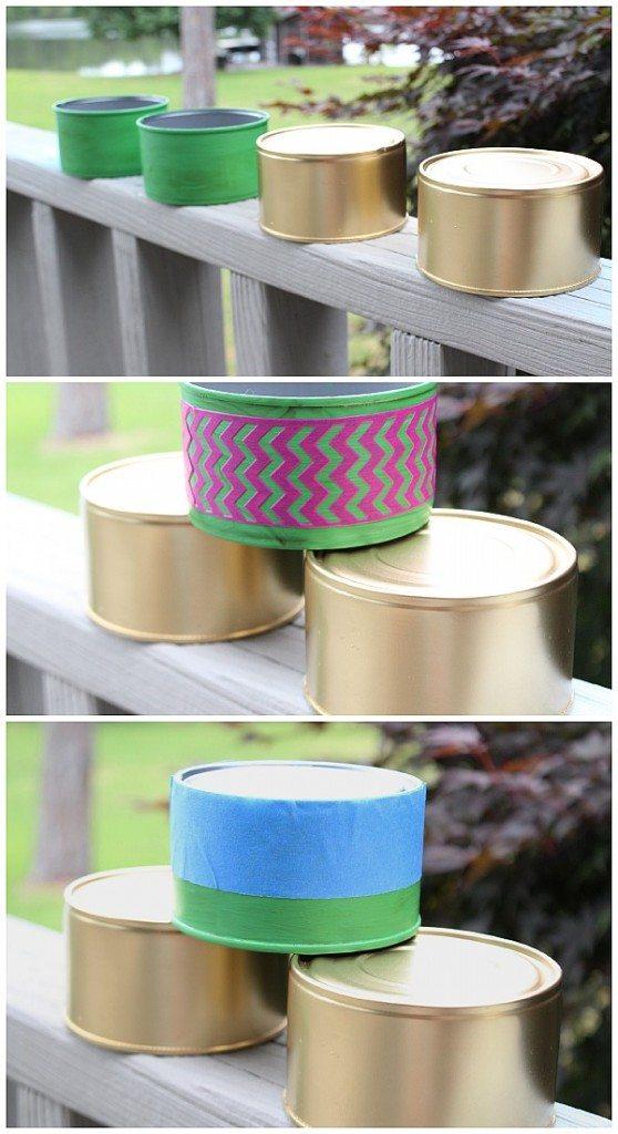 stackable Tea light holders