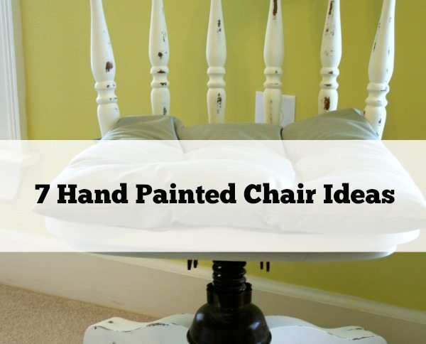 Hand Painted Chair Ideas Refresh Restyle