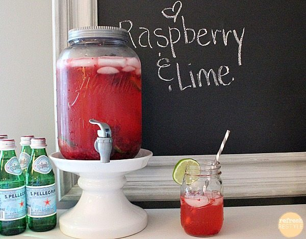 raspberry perfect for porch sipping