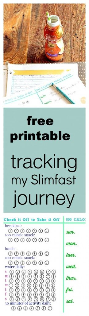slimfast journey