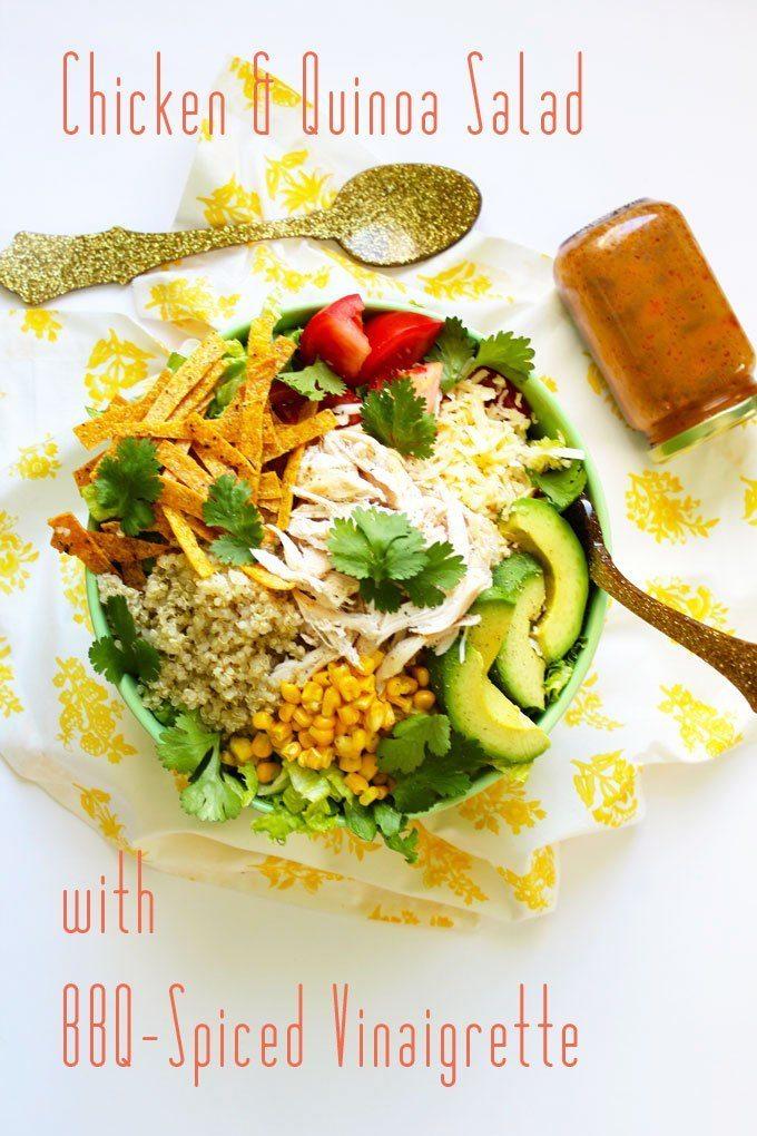 03 - JJ Begonia - Chicken _ Quinoa Salad