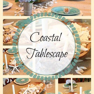 Summer Coastal Table