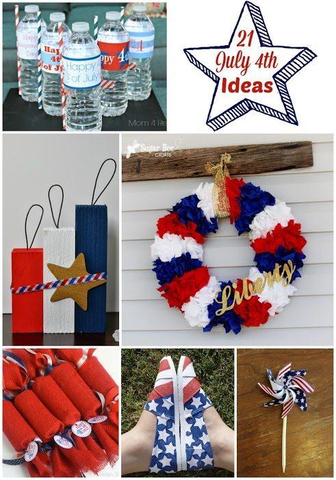 July 4th Ideas